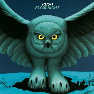 Rush - Fly By Night-remastered-