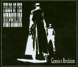 Fields Of The Nephilim - Genesis And Revela..+ Dvd