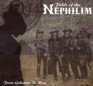 Fields Of The Nephilim - From Ghenna To Here -digi
