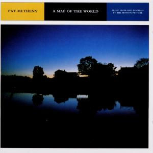Pat Metheny - A Map Of The World -ost-
