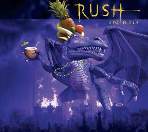 Rush - Rush In Rio -3cd-