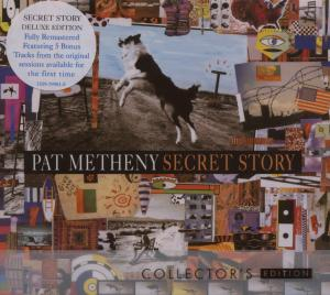 Pat Metheny - Secret Story -deluxe-