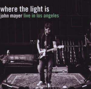 John Mayer - Where The Light Is =reiss
