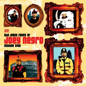 Joey Negro - Many Faces Of V.2
