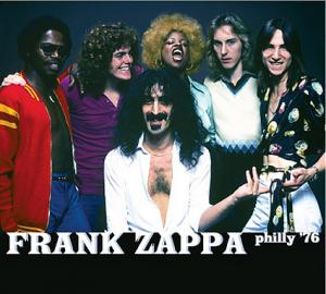Frank Zappa - Philly '76