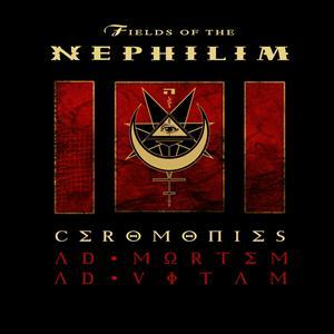 Fields Of The Nephilim - Ceromonies -cd+dvd-