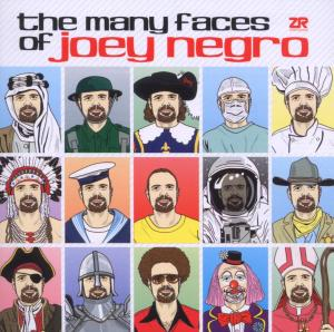 Joey Negro - Many Faces Of -2cd-