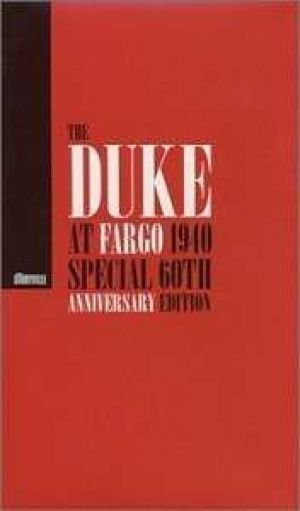 Duke Ellington - Duke At Fargo 1940 Specia