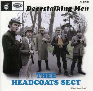 Thee Headcoats - Beach Bums Must Die
