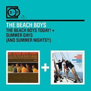 beach boys beach boys today summer 2 cd 0600753478905 sounds delft. Black Bedroom Furniture Sets. Home Design Ideas