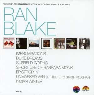 Ran Blake Plays Solo Piano